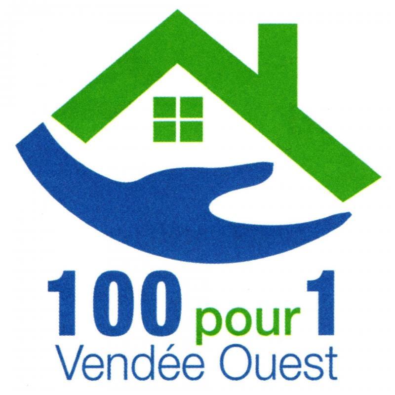 Logo 100 pour 1 carre
